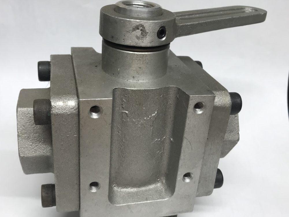 CCV ガス/空気量コントロール弁