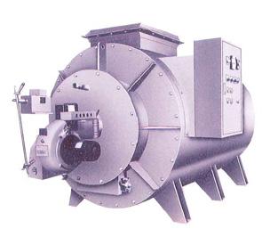 HF ホットコーナー・直火加熱式熱風発生装置