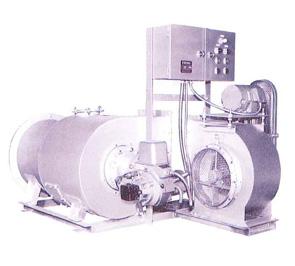 HFD ホットコーナー 間接加熱式熱風発生装置
